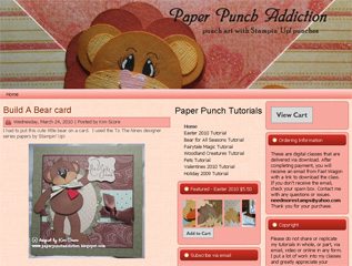 Paper Punch Addiction - Fast Wagon Featured Client
